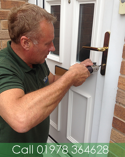 Locked out 247 Locksmith in Wrexham